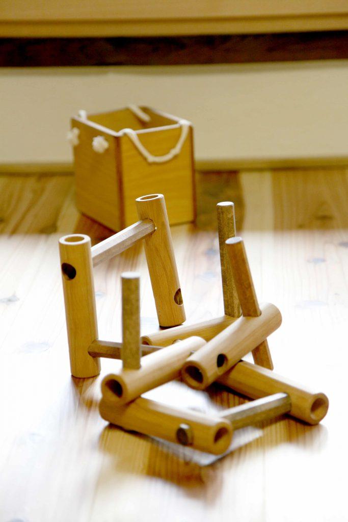 arumitoy 木のおもちゃ スレンダーブロック